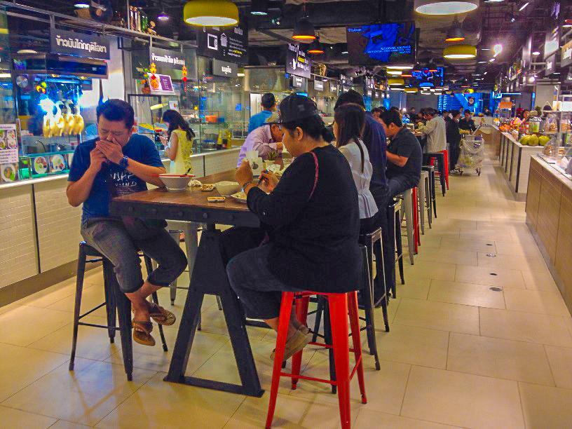 Maya Mall Food Court